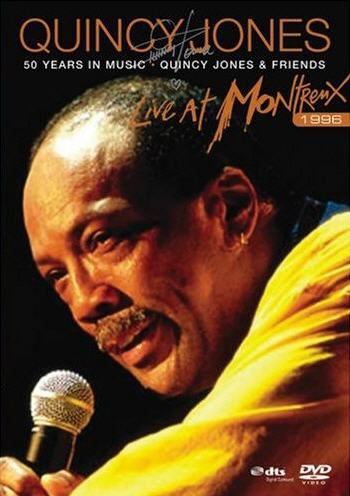 50 YEARS IN MUSIC:LIVE AT MONTREAUX 9 BY JONES,QUINCY (DVD)